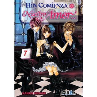 HOY COMIENZA NUESTRO AMOR 07 (COMIC)