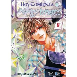 HOY COMIENZA NUESTRO AMOR 08 (COMIC)