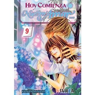 HOY COMIENZA NUESTRO AMOR 09 (COMIC)