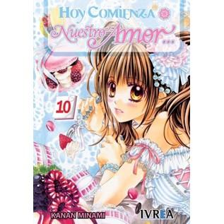 HOY COMIENZA NUESTRO AMOR 10 (COMIC)