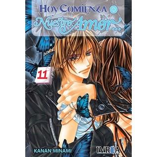 HOY COMIENZA NUESTRO AMOR 11 (COMIC)