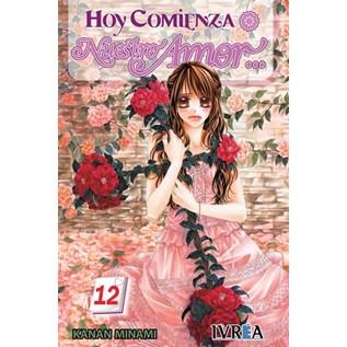 HOY COMIENZA NUESTRO AMOR 12 (COMIC)