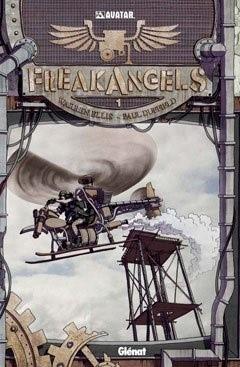 FREAK ANGELS 01