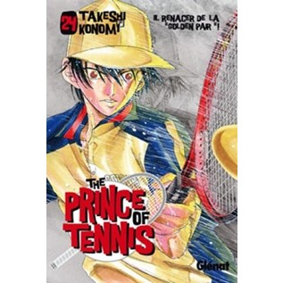PRINCE OF TENNIS 24 (COMIC)