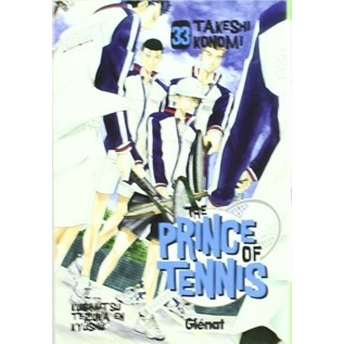 PRINCE OF TENNIS 33 (COMIC)