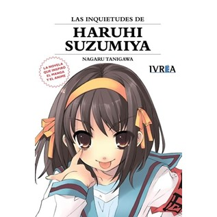NOVELA 06: LAS INQUIETUDES DE HARUHI SUZUMIYA