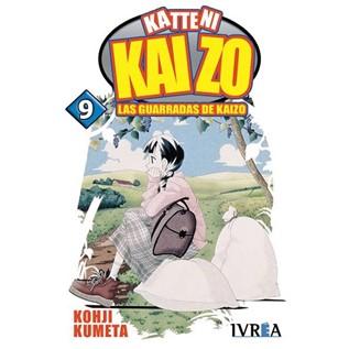 LAS GUARRADAS DE KAIZO 09 COMIC