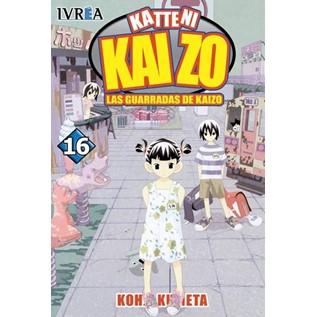 LAS GUARRADAS DE KAIZO 16 COMIC