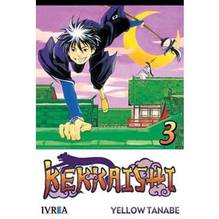 KEKKAISHI 03 (COMIC)