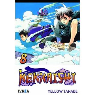 KEKKAISHI 08 (COMIC)