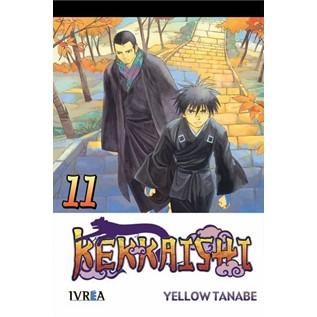 KEKKAISHI 11 (COMIC)