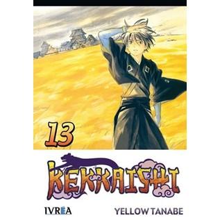 KEKKAISHI 13 (COMIC)