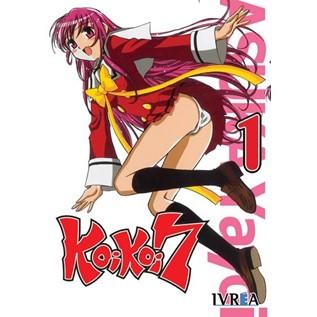 KOI KOI SEVEN 01 (COMIC) (MANGA)