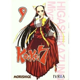 KOI KOI SEVEN 09 (COMIC) (MANGA)