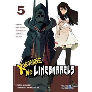 KUROGANE NO LINEBARRELS 05