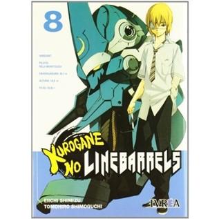 KUROGANE NO LINEBARRELS 08
