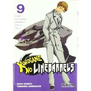 KUROGANE NO LINEBARRELS 09