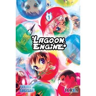 LAGOON ENGINE 01 (COMIC)