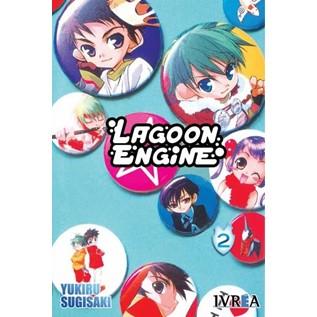 LAGOON ENGINE 02 (COMIC)
