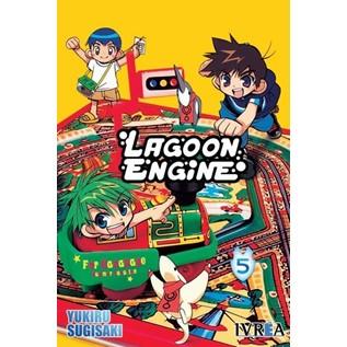 LAGOON ENGINE 05 (COMIC)