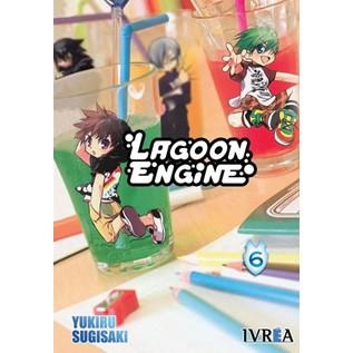 LAGOON ENGINE 06 (COMIC)