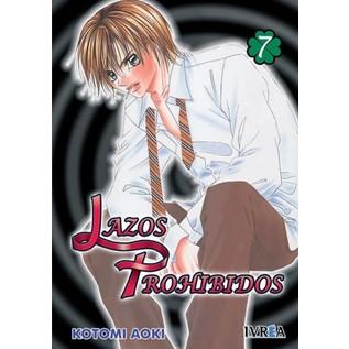 LAZOS PROHIBIDOS 07 (COMIC)