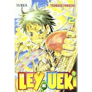 LA LEY DE UEKI 02 (COMIC)