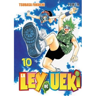 LA LEY DE UEKI 10 (COMIC)