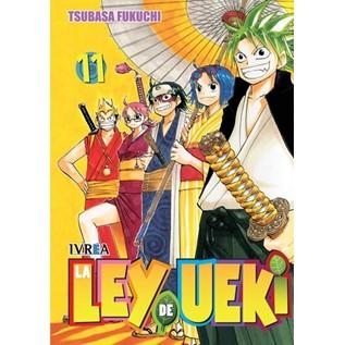 LA LEY DE UEKI 11 (COMIC)