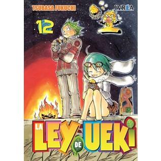 LA LEY DE UEKI 12 (COMIC)