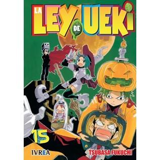 LA LEY DE UEKI 15 (COMIC)