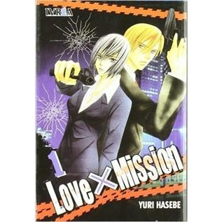 LOVE X MISSION 01