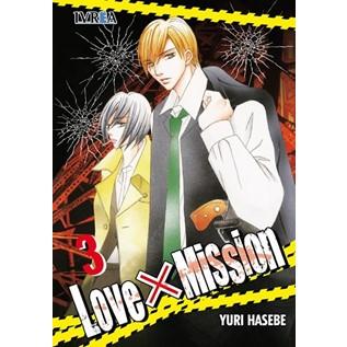 LOVE X MISSION 03