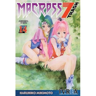 MACROSS 7 TRASH 14