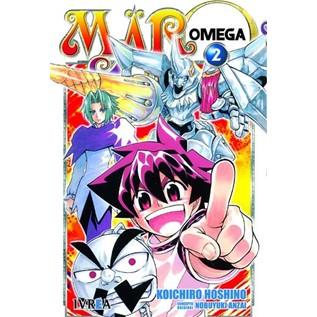MAR OMEGA 02 (COMIC) (MANGA)
