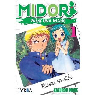 MIDORI DAME UNA MANO 01