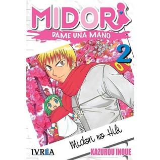 MIDORI DAME UNA MANO 02