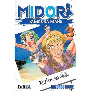 MIDORI DAME UNA MANO 03