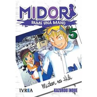 MIDORI DAME UNA MANO 05
