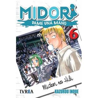 MIDORI DAME UNA MANO 06