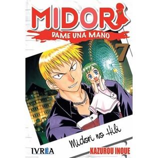 MIDORI DAME UNA MANO 07