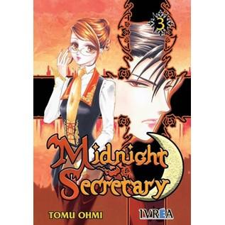 MIDNIGHT SECRETARY 03 (COMIC)