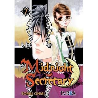 MIDNIGHT SECRETARY 07 (COMIC) (ULTIMO NUMERO)