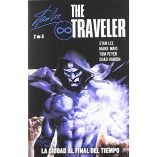 THE TRAVELER 02 STAN LEE'S BOOM COMICS