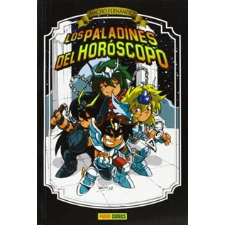 LOS PALADINES DEL HOROSCOPO (COMIC)