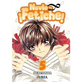 NOVIO FETICHE 05 (COMIC)