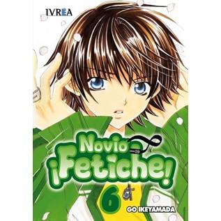 NOVIO FETICHE 06 (COMIC)