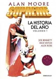 SUPREME 01: LA HISTORIA DEL A O (DEBOLSILLO)