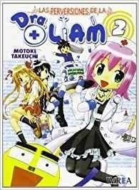 LAS PERVERSIONES DE LA DRA LIAM  02 (COMIC)
