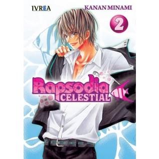 RAPSODIA CELESTIAL 02 (COMIC)